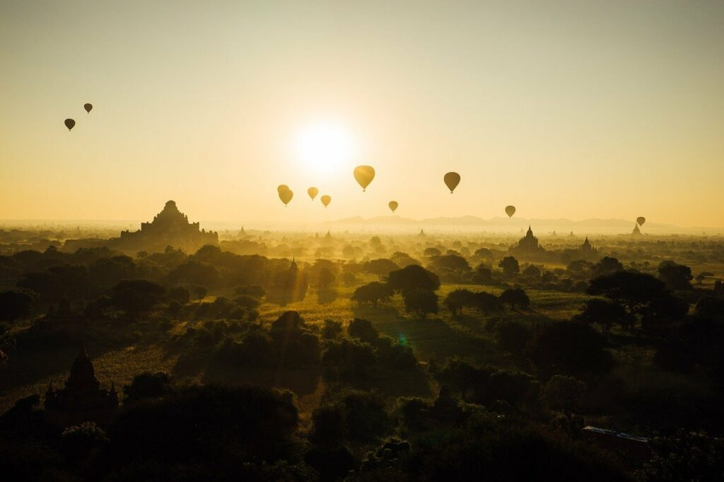 Places to See in Myanmar
