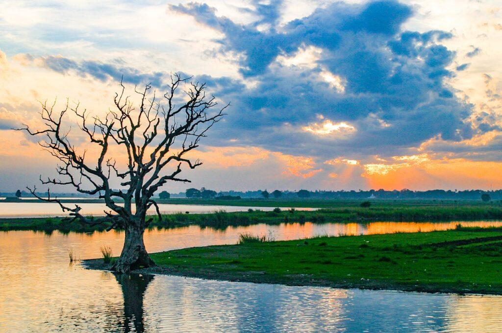 Myanmar, Landscape
