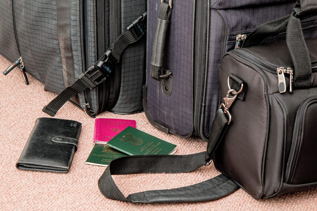Travel authorization in Oman