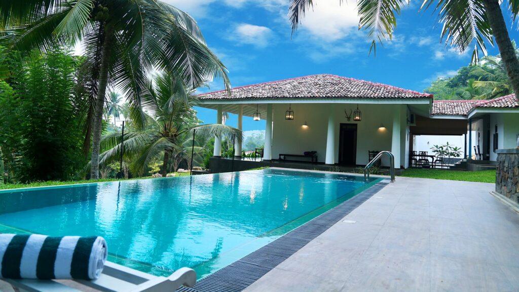 Villas in Sri Lanka
