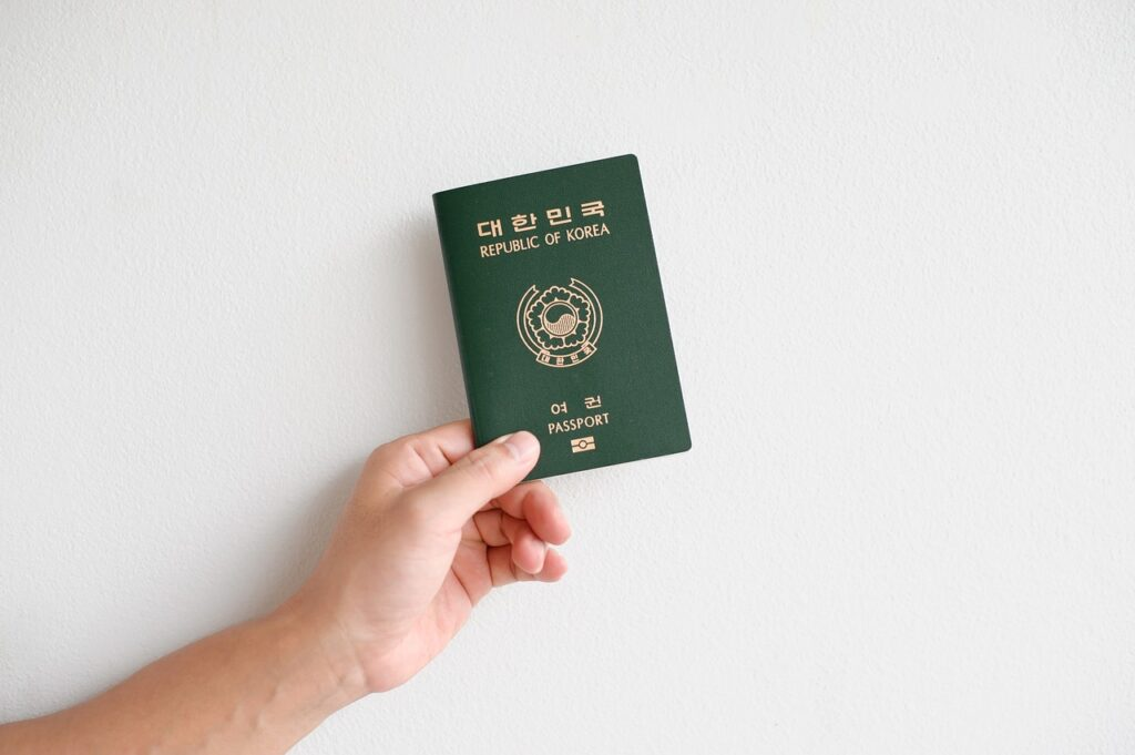 Procedures while traveling Kenya